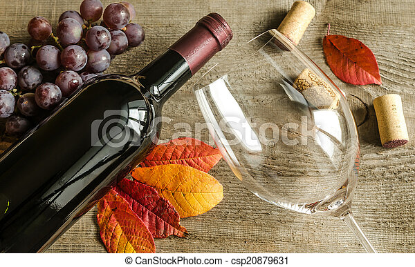 Red wine - csp20879631