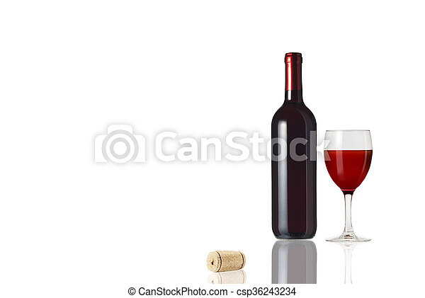Red wine - csp36243234
