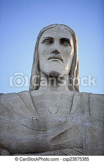 Cristo redentor - csp23875385