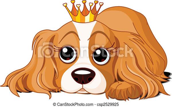 redevance, chien - csp2529925