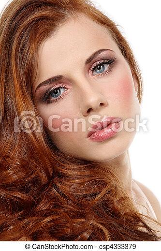 redhead - csp4333379