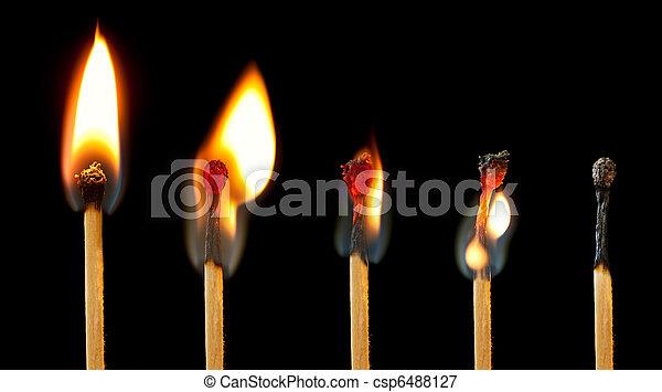 Burning Series Lucifer