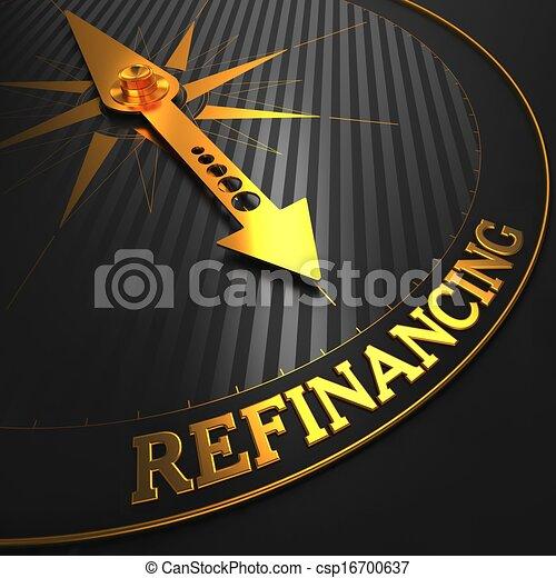 Refinancing. Business Background. - csp16700637