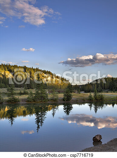 reflections., splendere - csp7716719