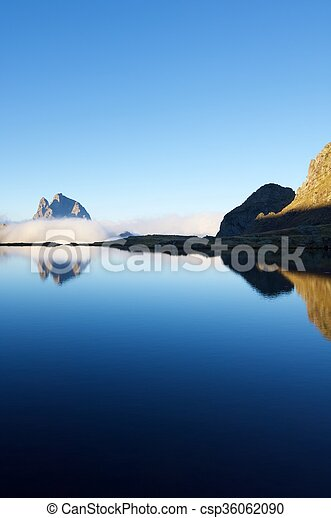 reflections - csp36062090