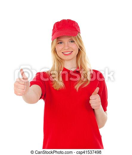 Vestido mujer uniforme