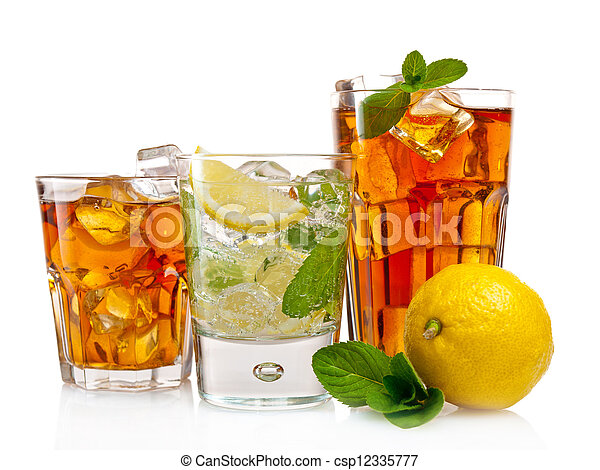 refrescar, bebidas - csp12335777