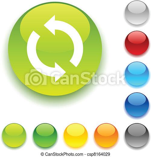 Refresh button. - csp8164029