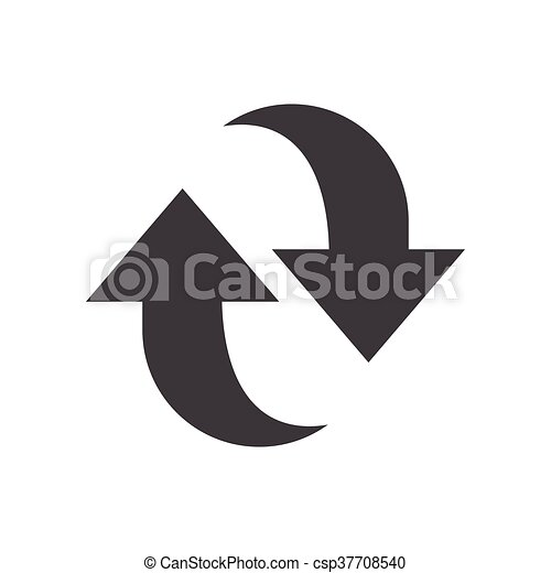 Refresh Icon design - csp37708540