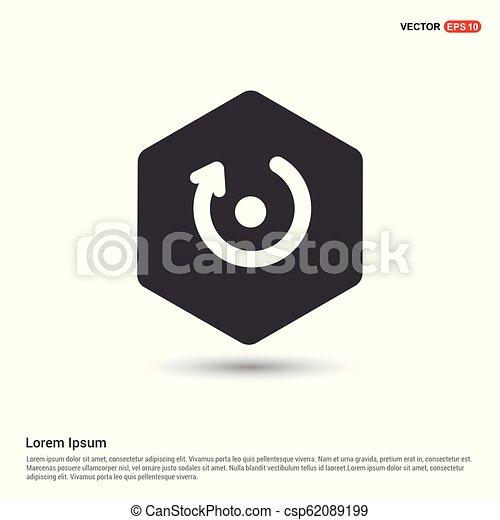 Refresh icon - csp62089199