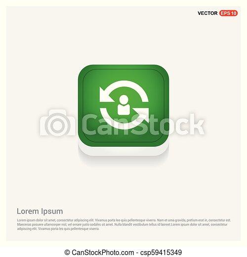 Refresh Icon - csp59415349