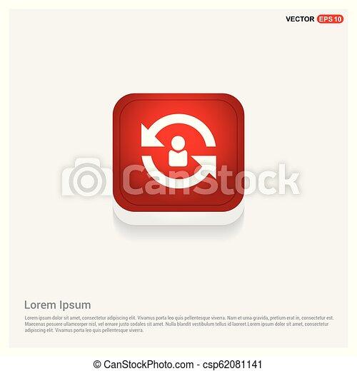 Refresh Icon - csp62081141