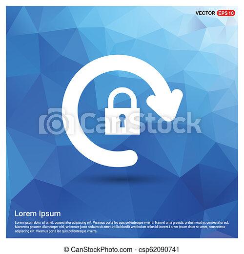 Refresh icon - csp62090741