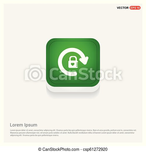Refresh icon - csp61272920