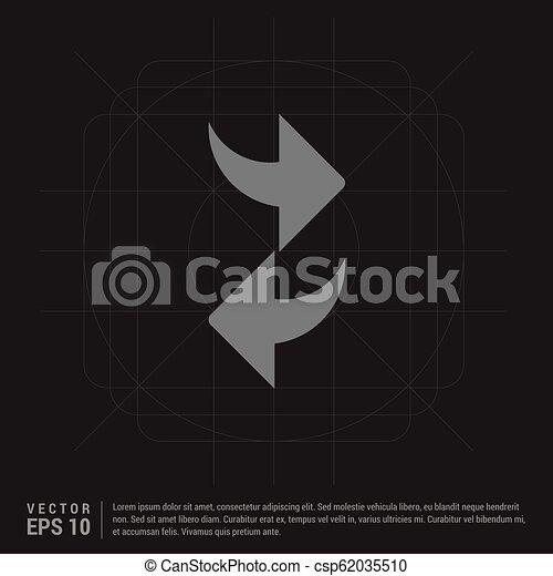 Refresh Icon - csp62035510
