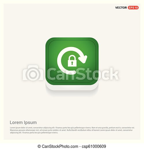 Refresh icon - csp61000609
