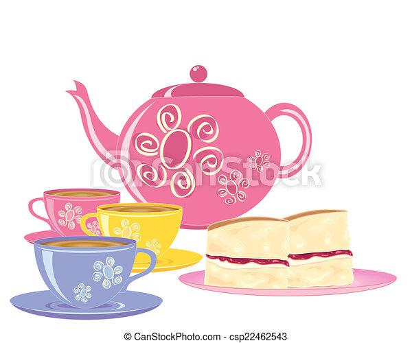 refreshments - csp22462543