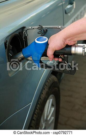 Refuelling by gasoline - csp0792771