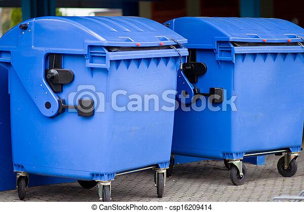 refuse bin - csp16209414