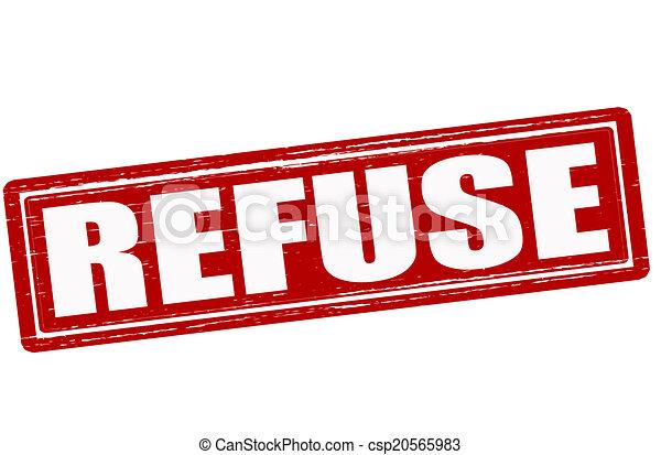 Refuse - csp20565983