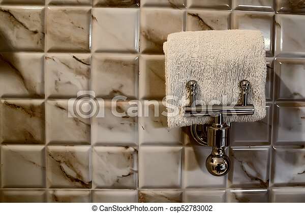 regal, badezimmer, handtücher