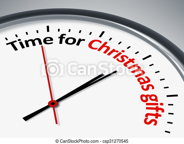 regali, tempo natale - csp31270545