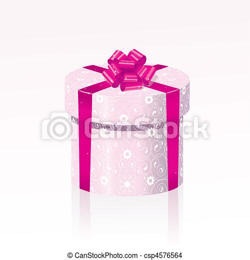 Un regalo de Navidad - csp4576564