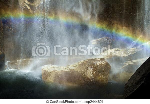 regenbogen - csp2444621
