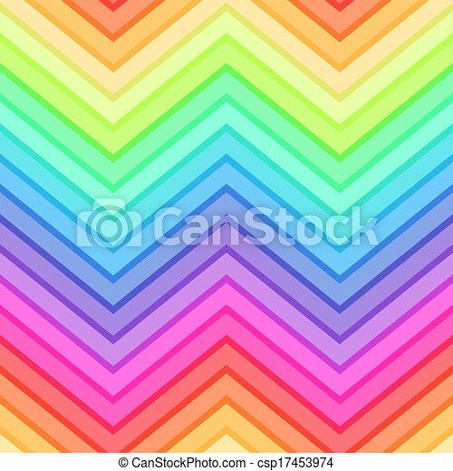 regenboog, seamless, achtergrond - csp17453974