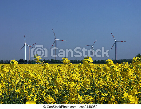 Regenerative energy - csp0448952