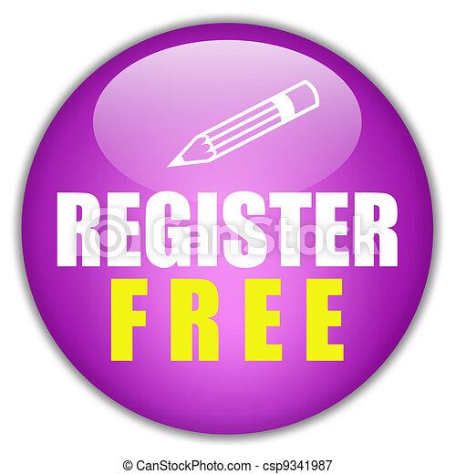 Register free button - csp9341987