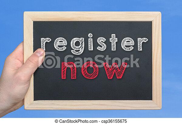 register now - csp36155675