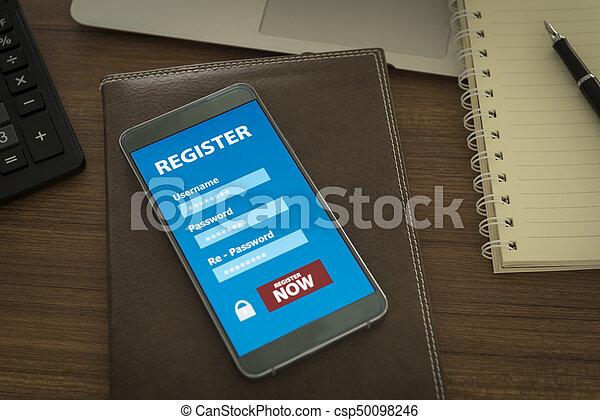 Register now - csp50098246