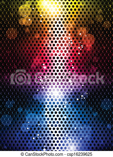 Regnbåge, neon, färgrik, bakgrund, parti. Regnbåge ...