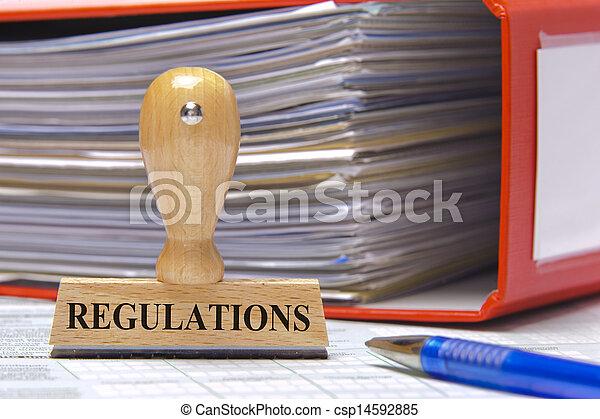 regulations  - csp14592885