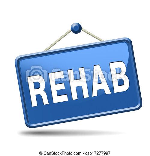 rehabilitatie - csp17277997