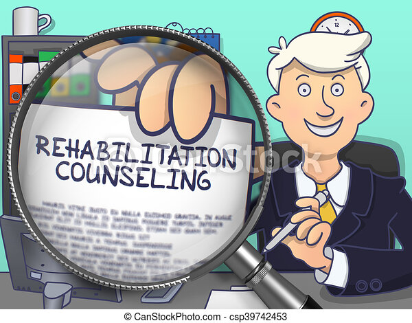 Rehabilitation Counseling Illustrations And Clip Art 66