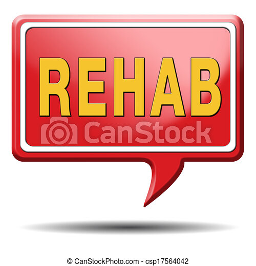 rehabilitation - csp17564042