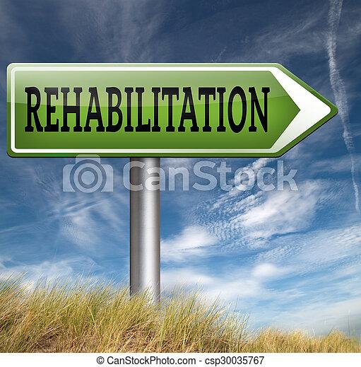 rehabilitation - csp30035767