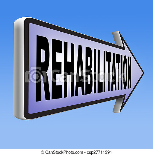 rehabilitation - csp27711391