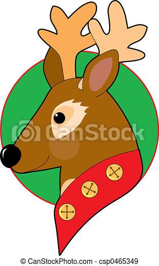 Reindeer - csp0465349