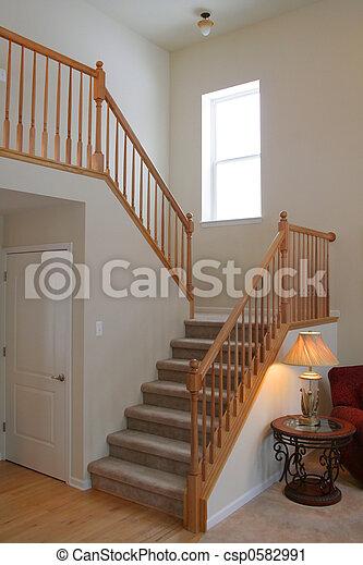 Treppe - csp0582991