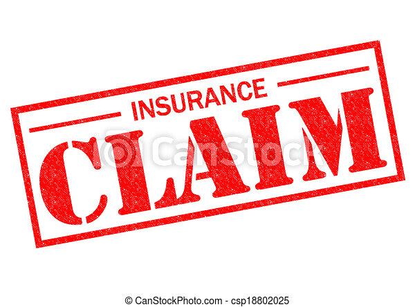 reivindicação, seguro - csp18802025