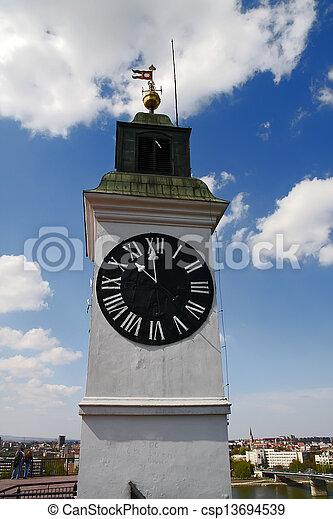 relógio - csp13694539