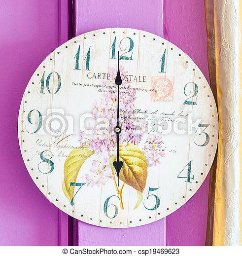 relógio - csp19469623