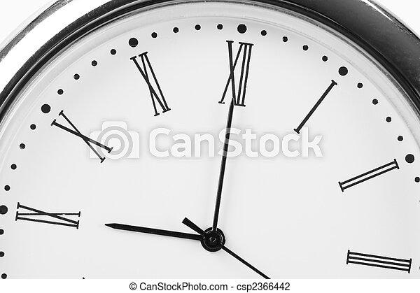 relógio - csp2366442