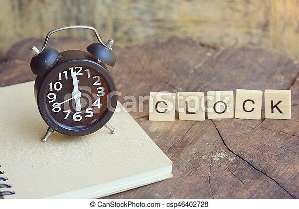 relógio - csp46402728