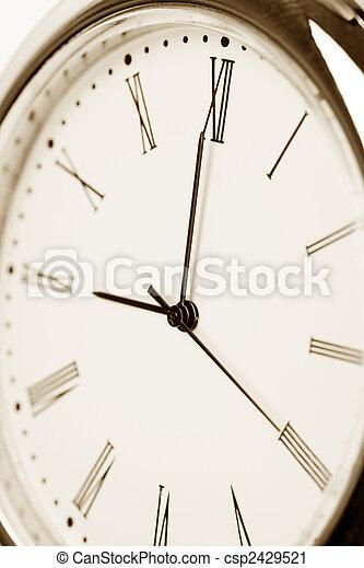 relógio - csp2429521