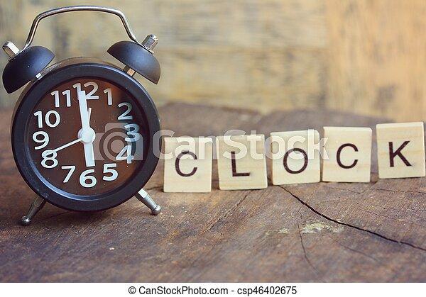 relógio - csp46402675