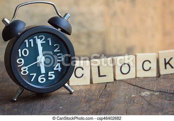 relógio - csp46402682